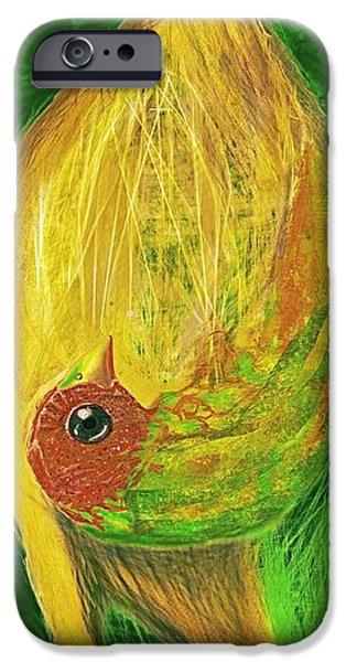 Buildings Mixed Media iPhone Cases - Great Engineers of Animals iPhone Case by Emmanuel Sebastian