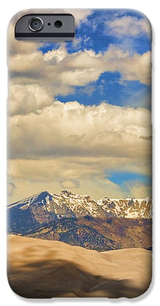 Great Sand Dunes National Monument iPhone Case by James BO  Insogna