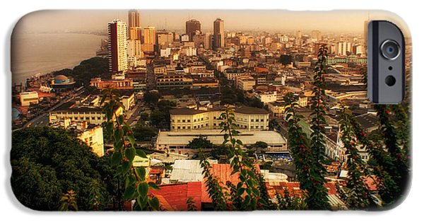 Different Worlds iPhone Cases - Guayaquil Ecuador 2 iPhone Case by A Different Brian Photography