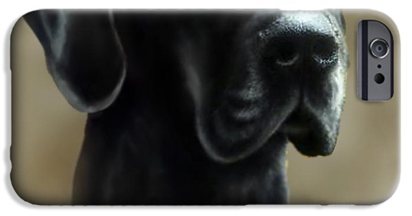 Bhymer iPhone Cases - Gulliver iPhone Case by Barbara Hymer