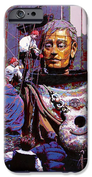 Gullivers iPhone Cases - Gulliver iPhone Case by Bob Hughes