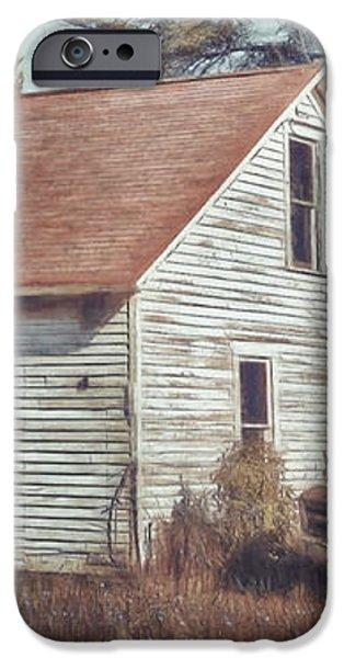 Gus Klenke Garage iPhone Case by Scott Norris