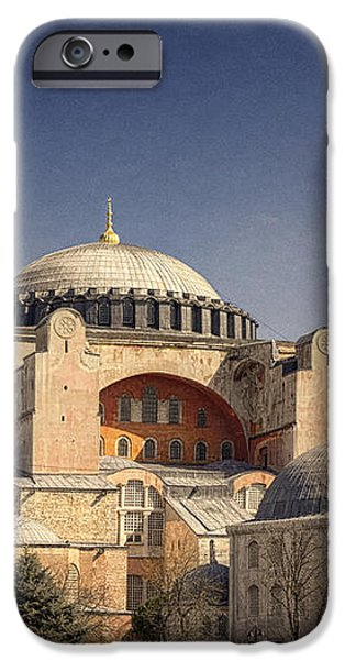 Hagia Sophia iPhone Case by Joan Carroll