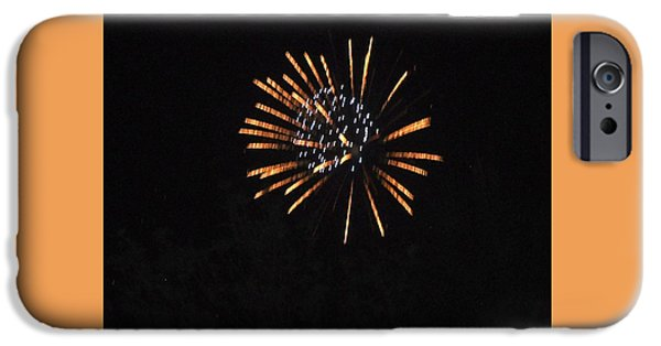 4th July Photographs iPhone Cases - Happy 4th.from Palm Desert 2 iPhone Case by Jay Milo