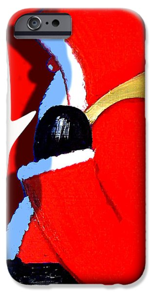HAPPY CHRISTMAS 37 iPhone Case by Patrick J Murphy
