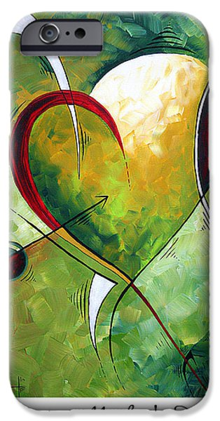 Happy Mother's Day by MADART iPhone Case by Megan Duncanson