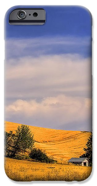 Harvested iPhone Case by David Patterson