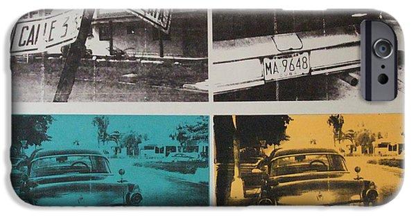 Havana iPhone Cases - Havana Three iPhone Case by David Studwell