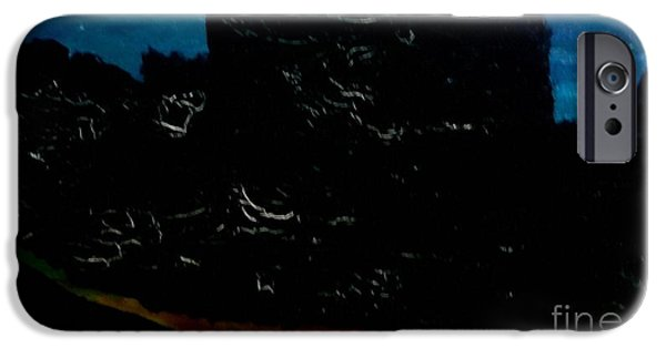 Miracle iPhone Cases - Hawaii Lava Night iPhone Case by Cindy  Riley