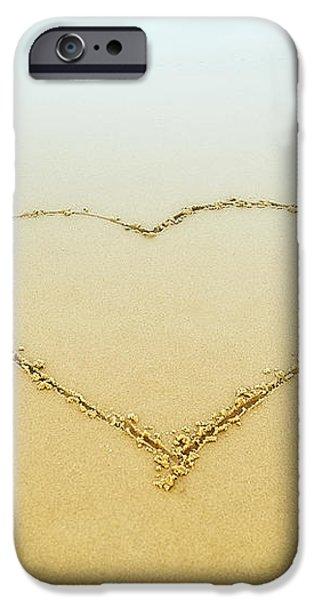 Heart iPhone Case by John Greim