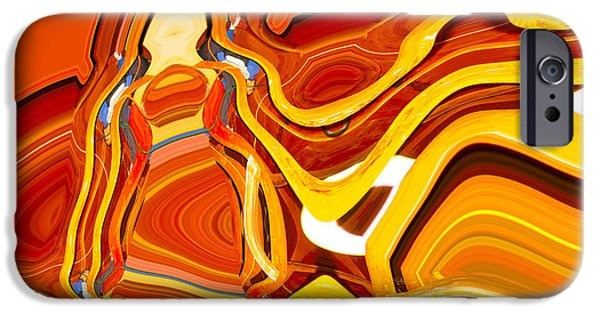 Ann Johndro-collins iPhone Cases - Heartfelt Delivery iPhone Case by Ann Johndro-Collins