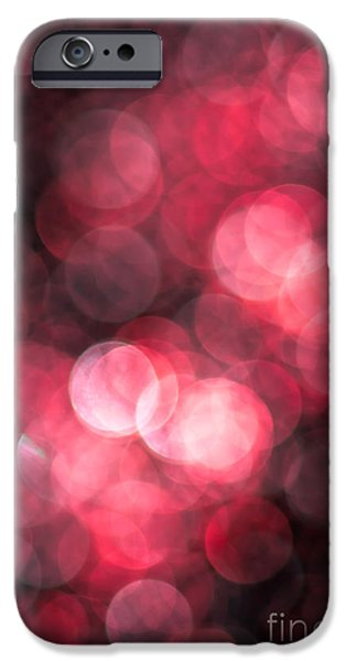 Corporate Photographs iPhone Cases - Heartstrings iPhone Case by Jan Bickerton