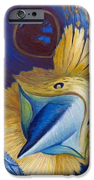 Heaven and Earth iPhone Case by Brian  Commerford