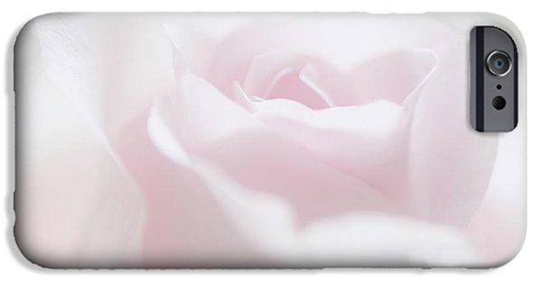 Soft Pastels iPhone Cases - Heavens Beauty iPhone Case by  The Art Of Marilyn Ridoutt-Greene