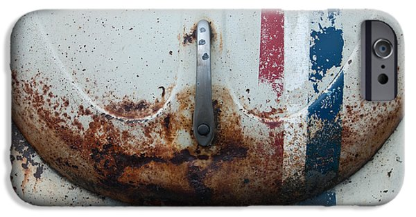 Rust iPhone Cases - Herbie iPhone Case by Jani Freimann