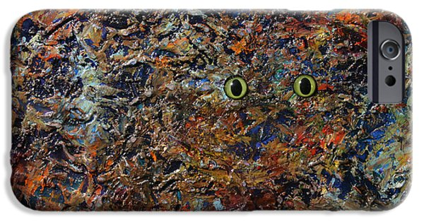 Hiding iPhone Cases - Hiding iPhone Case by James W Johnson