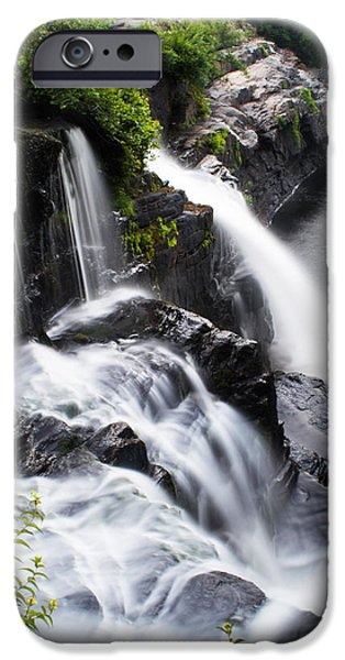 Recently Sold -  - Creek iPhone Cases - High Falls Park iPhone Case by Parker Cunningham