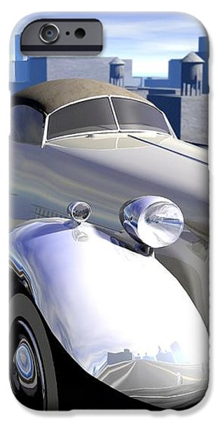 Highway iPhone Case by Cynthia Decker