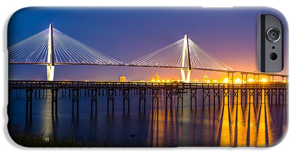 Industry iPhone Cases - Hit the Lights iPhone Case by Walt  Baker