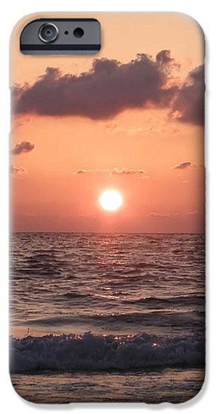 Honey Moon Island Sunset iPhone Case by Bill Cannon