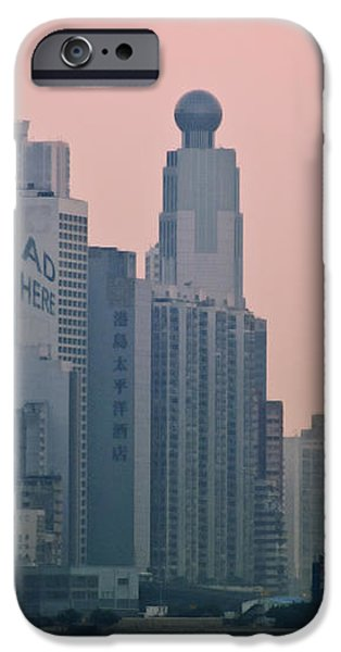 Hong Kong Island iPhone Case by Ray Laskowitz - Printscapes