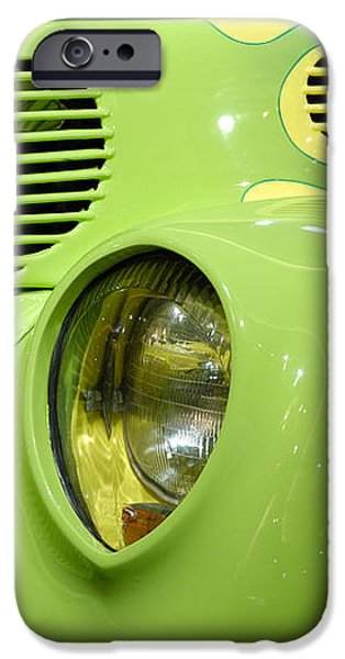 Hot Rod Ford Coupe 1938 iPhone Case by Oleksiy Maksymenko
