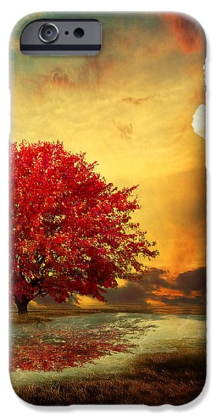 Hued iPhone Case by Lourry Legarde