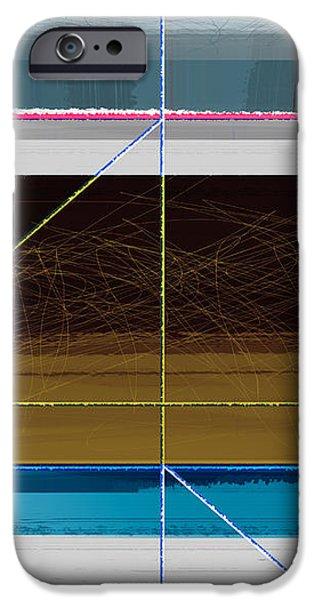Hurricane calm iPhone Case by Naxart Studio