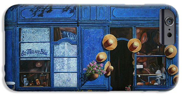 Shops iPhone Cases - I Cappelli Gialli iPhone Case by Guido Borelli