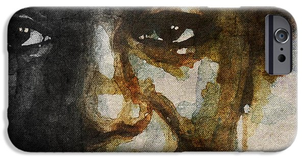 Activist iPhone Cases - I Put A spell On You Cause Your Mine  iPhone Case by Paul Lovering