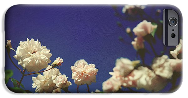 Flora Digital iPhone Cases - I Swear I Recognize Your Breath iPhone Case by Laurie Search