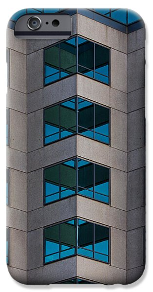 Stockton iPhone Cases - Illusion in the Sky iPhone Case by Everet Regal
