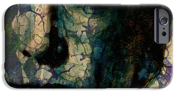 Beatles iPhone Cases - Im Only Sleeping iPhone Case by Paul Lovering