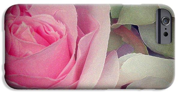 Little Girl iPhone Cases - Imagine iPhone Case by Lois Garren