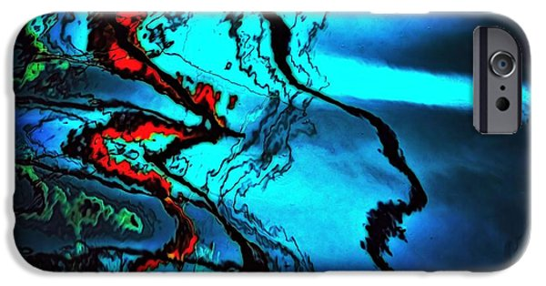Electrical iPhone Cases - Impulse iPhone Case by Lauren Hunter