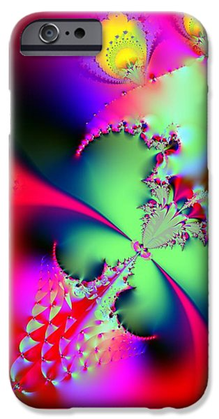 Recently Sold -  - Abstract Forms iPhone Cases - In Memory iPhone Case by Solomon Barroa
