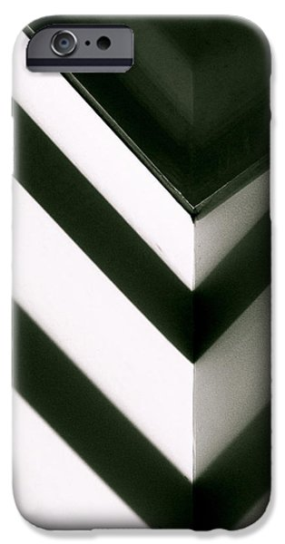 In Or Out iPhone Case by CML Brown