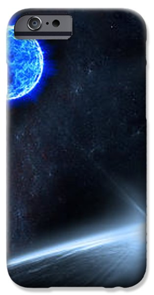 in Space iPhone Case by Svetlana Sewell