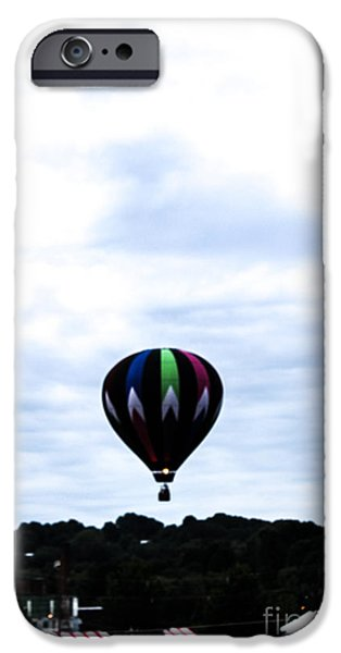 Nature iPhone Cases - In the Air iPhone Case by Victory  Designs