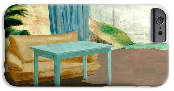 Recently Sold -  - Furniture iPhone Cases - Indoor Outdoor iPhone Case by Adrienne Romine