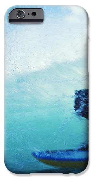 Inside The Wave iPhone Case by Bob Abraham - Printscapes