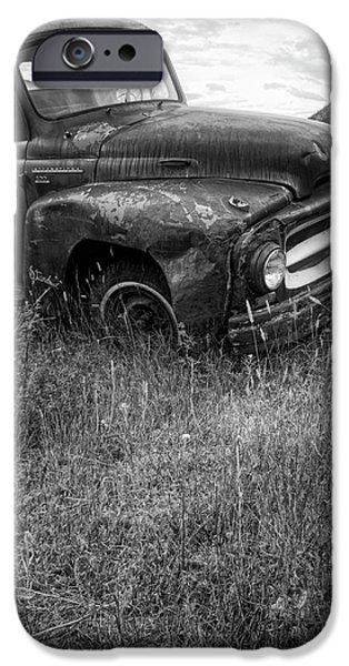 Automotive iPhone Cases - International Stardust iPhone Case by Wayne Stadler