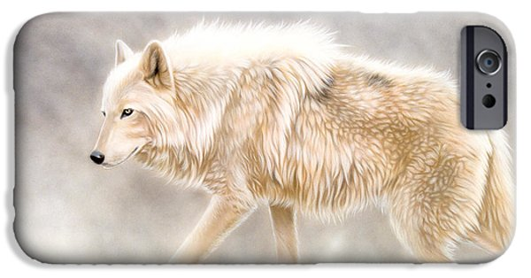 Best Sellers -  - Airbrush iPhone Cases - Into The Mist iPhone Case by Sandi Baker