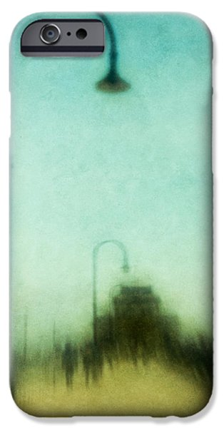 Lamp iPhone Cases - Introspective iPhone Case by Andrew Paranavitana