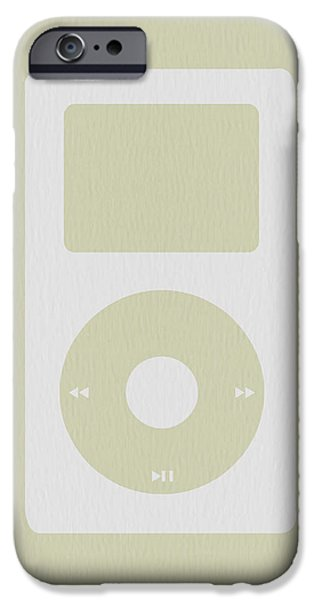 iPod iPhone Case by Naxart Studio