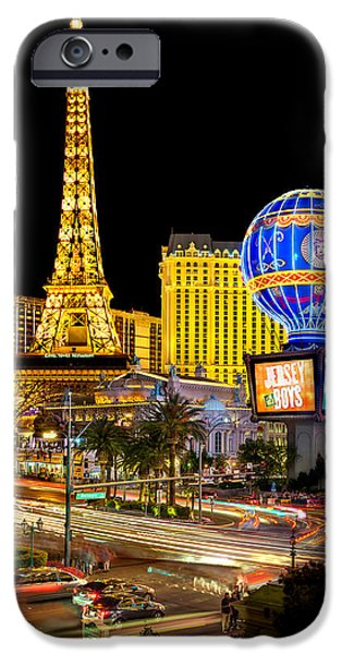 Paris iPhone Cases - Its All Happening iPhone Case by Az Jackson