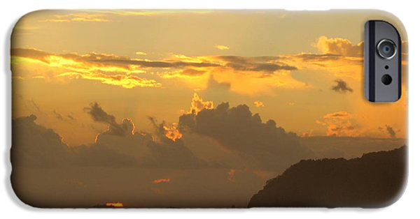 Jaco iPhone Cases - Jaco Sunset iPhone Case by Daniel  Taylor