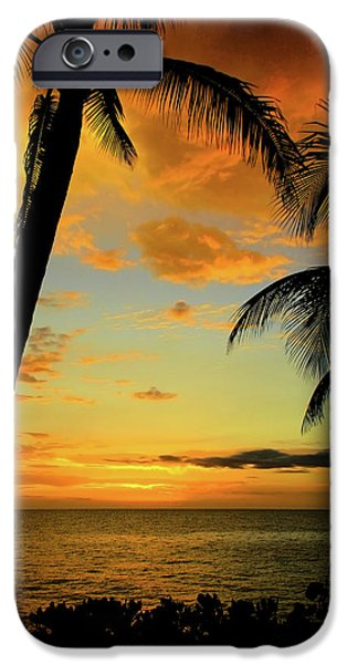 Canadian Photographer iPhone Cases - Jamaican Night iPhone Case by Kamil Swiatek