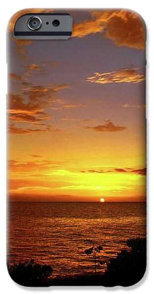 Jamaica's Warm Breeze iPhone Case by Kamil Swiatek