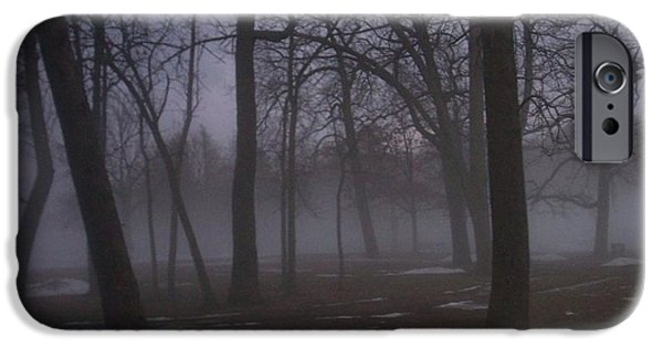 Recently Sold -  - Winter iPhone Cases - January fog 2 iPhone Case by Anita Burgermeister